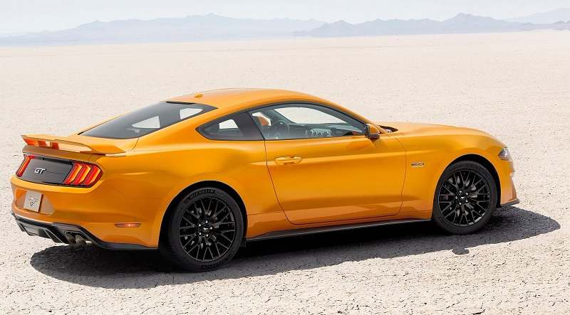 2018 Ford Mustang India Features
