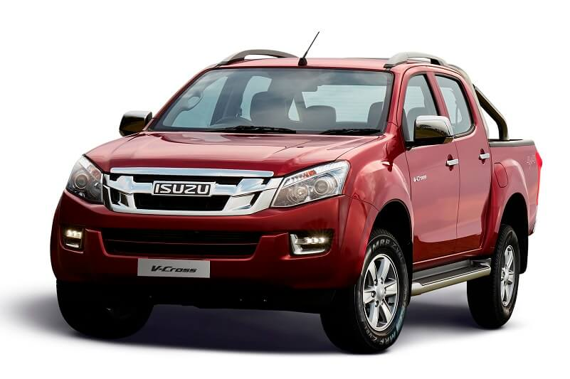 2018 Isuzu D-Max V-Cross High
