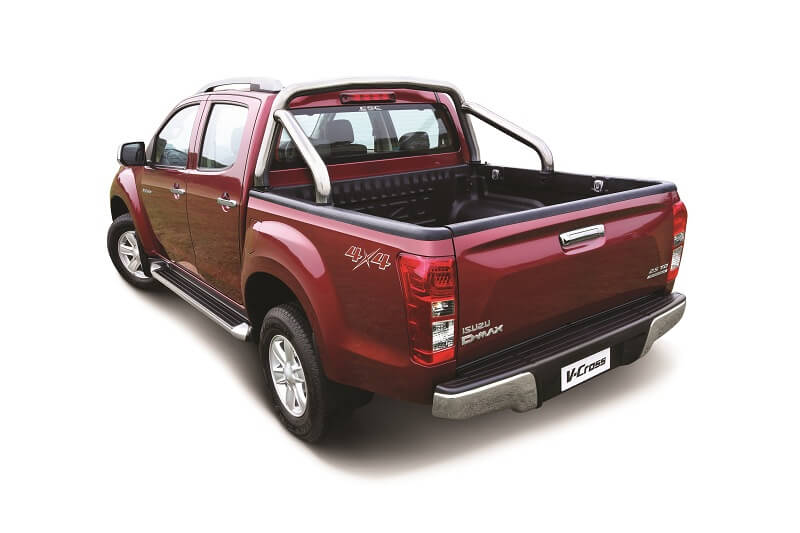 2018 Isuzu D Max V Cross
