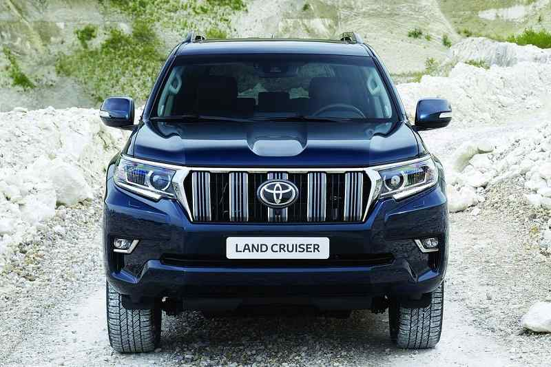2018 Toyota Land Cruiser India Specifications