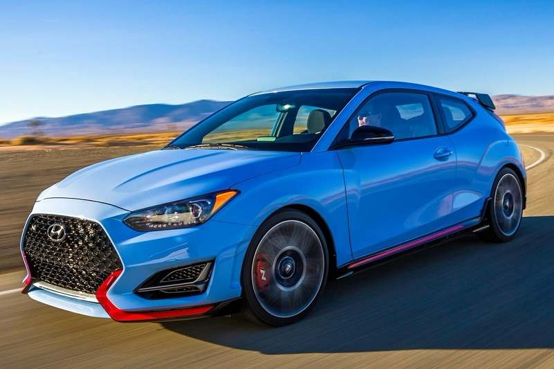 2019 Hyundai Veloster N Revealed – Pictures & Details