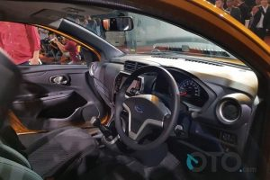 Datsun Cross 2018 Interior