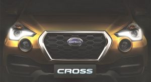 Datsun Cross 2018 Launch