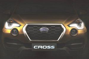 Datsun Cross 2018 Launch