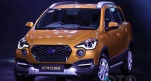 Datsun Cross 2018 Unveiled