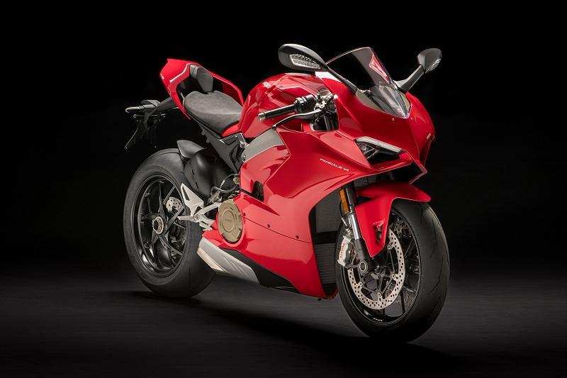 2018 Ducati Panigale V4 India Price