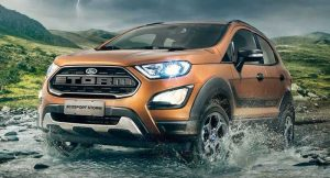 Ford EcoSport Storm Edition