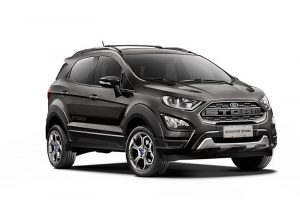 Ford EcoSport Storm Specifications