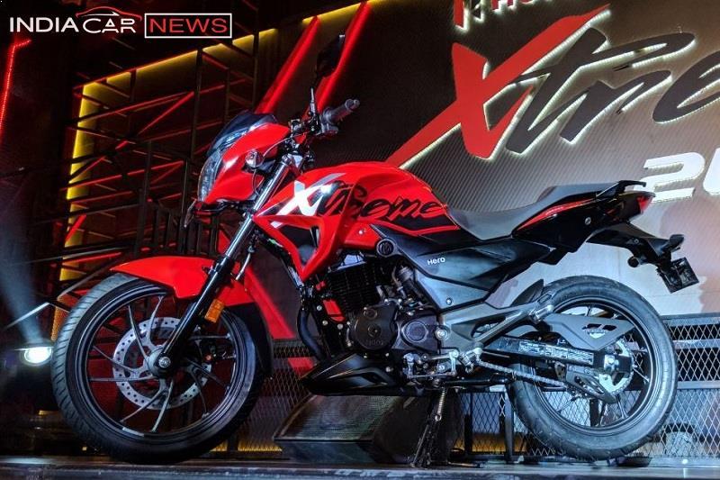 Hero Xtreme 200R Engine