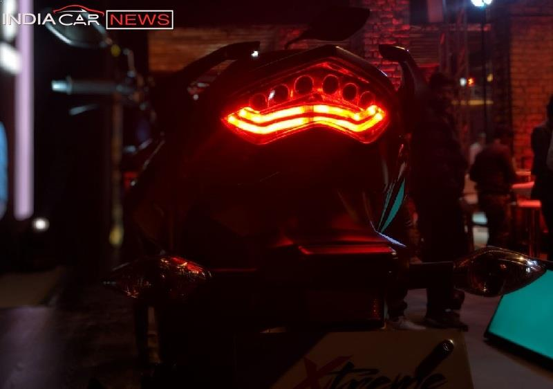 Hero Xtreme 200R taillight