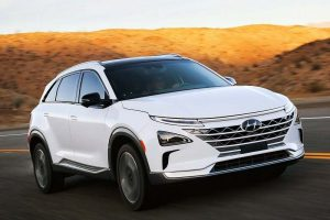 Hyundai Nexo Fuel Cell EV