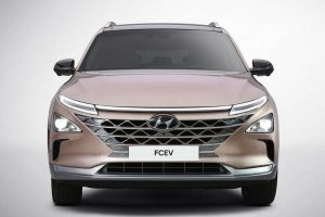 Hyundai Nexo Fuel Cell Electric SUV