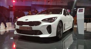 Kia Stinger GT Front