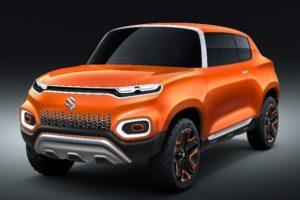 Maruti Future S Concept SUV