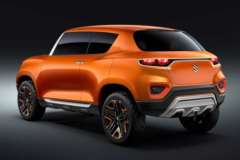 Maruti Future S Design