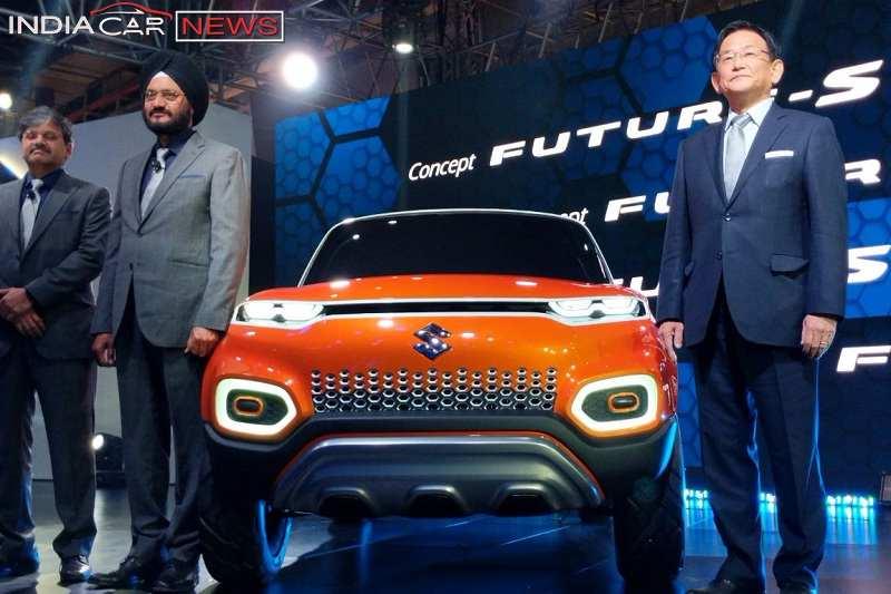Maruti Suzuki Future S Concept