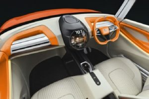 Maruti Suzuki Future S Interior