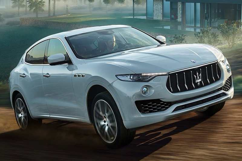 Maserati Levante India Engine