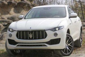 Maserati Levante India Price