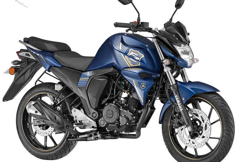 New 2018 Yamaha FZS FI