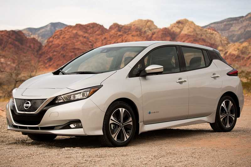 Nissan Leaf Global