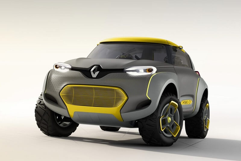 Renault Kwid Small SUV