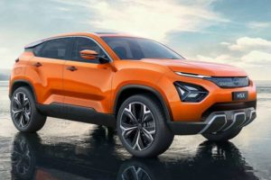 Tata H5X SUV Launch Details