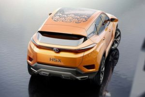 Tata H5X SUV Wallpaper