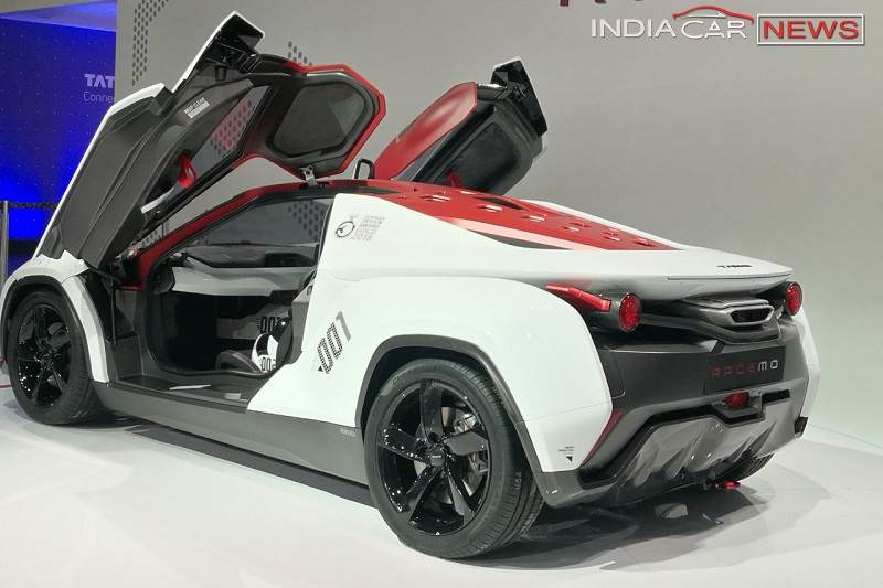 Tata Tamo Racemo Sportscar