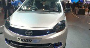 Tata Tigor Electric model
