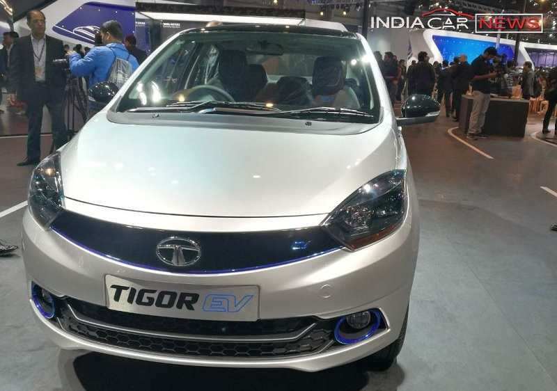 Tata Tigor Electric model