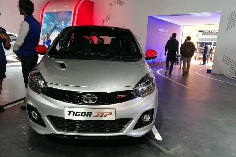 Tata Tigor JTP Features