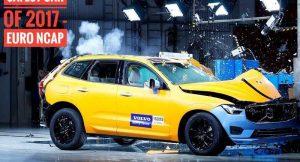 Volvo XC60 Euro NCAP