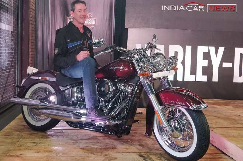 2018 Harley Davidson Softail Deluxe Launched In India