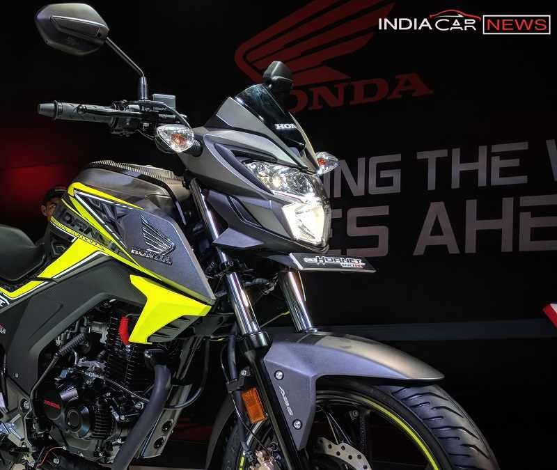 2018 Honda CB Hornet 160R ABS Price in India