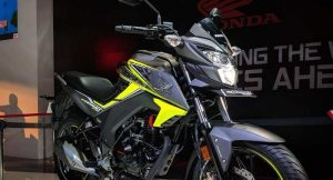 2018 Honda CB Hornet 160R ABS Specifications