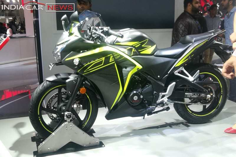 2018 Honda Cbr250r Price Specifications Features Colours