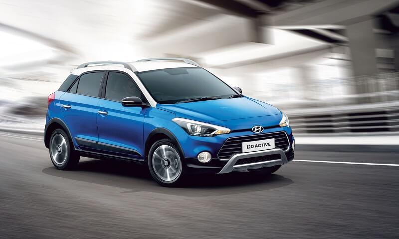 2018 Hyundai i20 Active Facelift Price