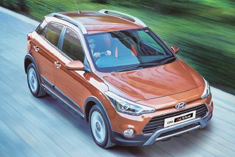 2018 Hyundai i20 Active Facelift