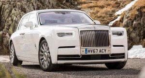2018 Rolls Royce Phantom India 3