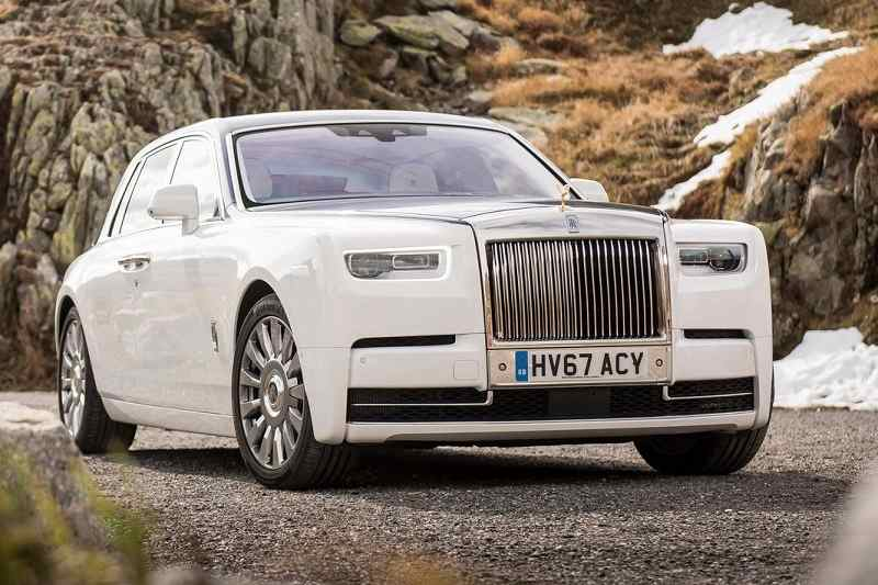 2018 Rolls Royce Phantom India 3