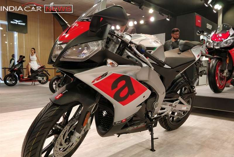 Aprilia RS 150 Features