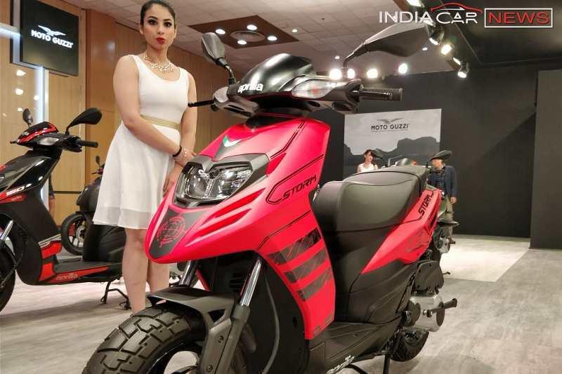 Aprilia Storm 125 Price in India