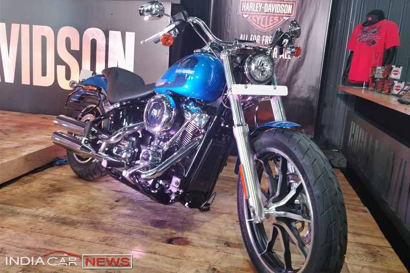 Harley-Davidson Softail Low Rider Engine