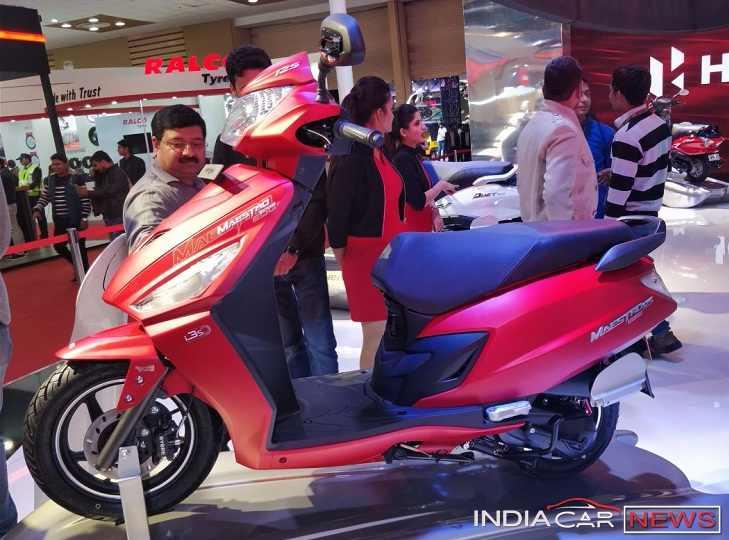 Hero Maestro Edge 125 Price in India