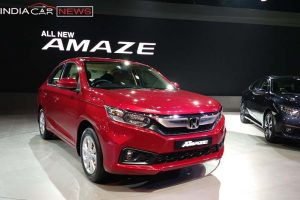 New Honda Amaze Video