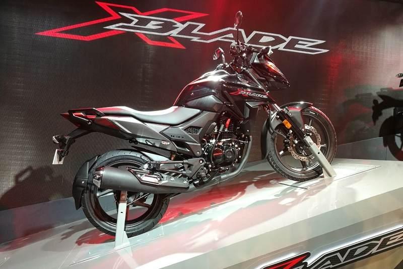 Honda X Blade 160 Black
