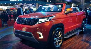 Mahindra TUV Stinger Specificaitons