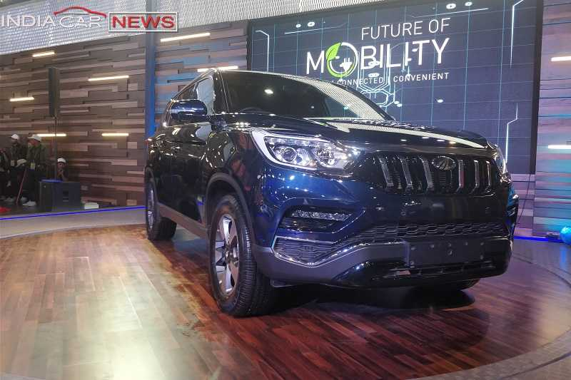 Mahindra Xuv700 Launch Price In India Specifications Interior