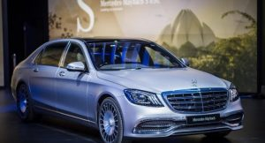 Mercedes Maybach S650 India